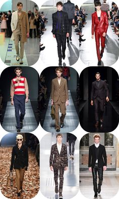 Menswear Trends for Fall-Winter 2015-2016: NEW BRITISH
