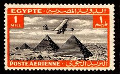 Egyptian Themed Stamps - Stamp Community Forum