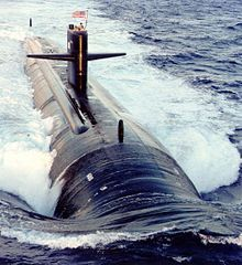 Image detail for -United States Navy submarine USS Los Angeles