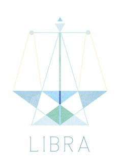 Libra, the balanced Scales