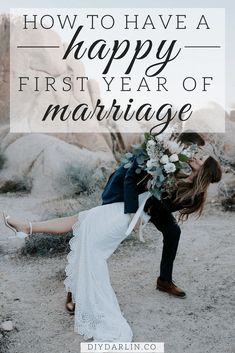 "A lot of couples still consider the first year of marriage as the hardest. Before you say ""I do"" check out these 5 ways to make your first year of marriage easy. First Year Of Marriage, Happily Ever After, 5 Ways, Diy Wedding, Easy Diy, Happy, Group, Board, Blog"