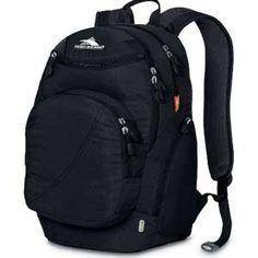 High Sierra Boondock Backpack Review #collegebackpack #studentbackpack #highsierrabackpack