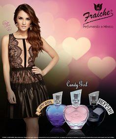 Colección de fragancias de Dulce María. Social Media Marketing, Queen, Formal Dresses, Pictures, Discovery, Twitter, Fashion, Fragrance, Sweets