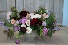 Fleurs De France designs wedding floral arrangements and floral designs for Napa and Sonoma weddings and events. Luxury wedding flowers are our specialty. Lavender Wedding Centerpieces, Low Centerpieces, Floral Wedding, Wedding Flowers, Blush, Event Design, Wedding Designs, Floral Arrangements, Wedding Events