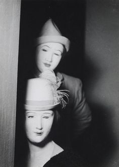 Werner Rohde. Clown and Clownesse. 1935  [::SemAp Twitter   ...
