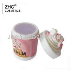 CC35739 cute lip balm container
