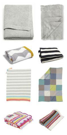 Bibiotheque Pram Blankets High Street picks SS14