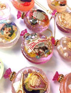 Plastic Resin, Uv Resin, Resin Molds, Resin Art, Resin Jewelry, Jewelry Crafts, Handmade Jewelry, Resin Uses, Kawaii Diy