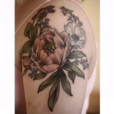 Tattoo by Kirsten Holliday