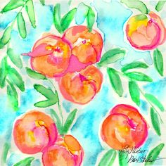 "19.4k Likes, 61 Comments - Lilly Pulitzer (@lillypulitzer) on Instagram: ""How's your Thursday going? Just peachy. #Lilly5x5"""