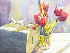 18x24 inch watercolor