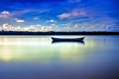 O Barco by David Galdino