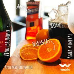 Cómo preparar un Aperol Spritz – Wuain—Tu recomendador favorito de vinos