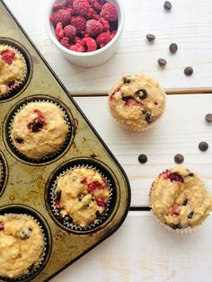 Muffins, Muffin Bread, Biscuits, Rolls, Yummy Food, Healthy Recipes, Breakfast, Cake, Sweet