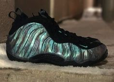 5601f8cb9a772 Nike Air Foamposite One Abalone Debuting In January