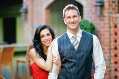 Retro Engagement Portraits in Myrtle Beach {Melissa & Stefan}