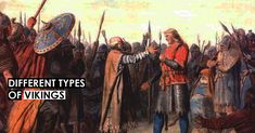 How different were Swedish Danish and Norwegian Vikings? | About History