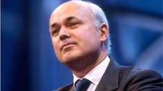 """Iain Duncan Smith is planning a shake-up of the rules on sickness benefit to encourage more people into work.  The work and pensions secretary says that the current system is too """"binary"""" - with claimants deemed either fit or unfit for work.  Instead, claimants should be made to take up any work they can, even if it is just a few hours, he said.  Labour says cutting benefits for people who are not able to work is punishing the disabled for government failures. Ignorant, clueless oaf"""