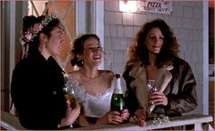 "Mystic Pizza - ""What the h*** do you think Leona really puts in that pizza?"""