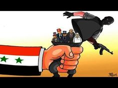 Siria, la guerra sporca dell'Occidente  [documentario]