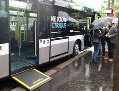 La RATP poursuit le renouvellement de sa flotte de bus en électrique