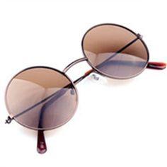 Beautiful Round Sunglasses