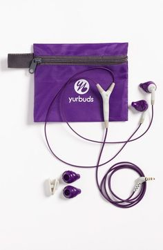 Product Review: Yurbuds (enhancers) >> Jill Will Run  {JMW} Great exercise headphones! I don't mind the sound quality, more interested in headphones that will not slip out.  As long as you clean the enhancers periodically they will continue to work well.    Also check out this review:   http://jillwillrun.com/2010/11/15/product-review-yurbuds/    good to know they will fit on other earbuds!