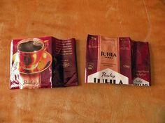 pussipalaset Tutorial, Mocha, Braid, Coffee, Taschen