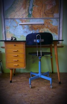Sixties desk