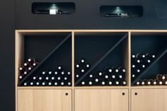 Living wine by Internova  #interior #design #winery