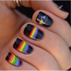 Pink Floyd, Dark Side of the Moon nails