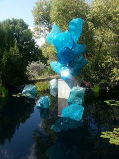 Chihuly at Denver Botanic Gardens 2014