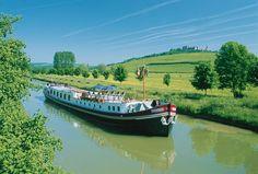 VOGUE lifestyle | travel | フランスの美しい風景と船上の時間をゆったりと楽しむリバークルーズ。 | 1