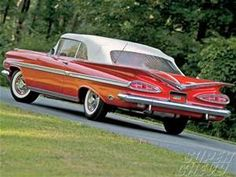 1959 Chevy Impala - Bing images