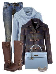 Fall/Winter Fashion 2015 Jamberry DIY Nail Art Something Blue Renaissance Hint of Marsala Charisma Lazy Outfits, Stylish Outfits, Fashion Outfits, Womens Fashion, Fashion 2015, Fall Winter Outfits, Winter Fashion, Classy Casual, Professional Outfits