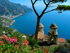 Ravello. One of the best views in Italy!