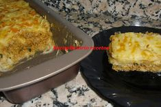 Recopilatorio de recetas thermomix: Pastel de carne en thermomix Carne Picada, Mashed Potatoes, Macaroni And Cheese, Meat, Ethnic Recipes, Food, 1, Baby, Meat Loaf