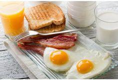 Régime chrono-nutrition: le petit déjeuner salé