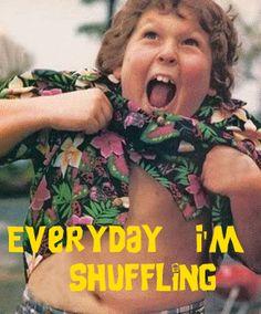 The Truffle Shuffle!!!