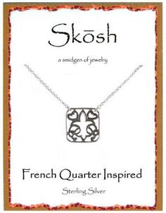 French Quarter Inspired Fleur de lis