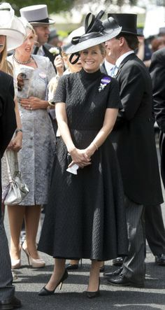Sophie RhysJones Countess of Wessex attends Day 3 of Royal Ascot at... News Photo 450886158