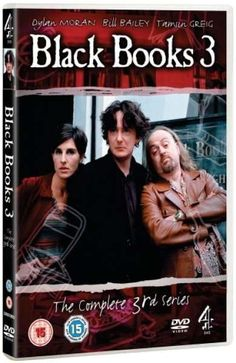 Buy Black Books - Series 3 here at Zavvi. We have great prices on games, Blu-rays and more; as well as free delivery available, so be sure not to miss out!