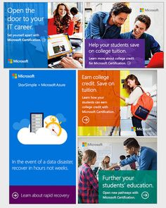 27 Brilliant Banner Ads Examples from Tech Industry Banner Design Inspiration, Web Banner Design, Display Banners, Display Ads, Microsoft Advertising, Email Marketing Companies, Tech Branding, Tech Background, Best Banner