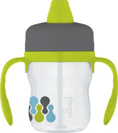 Tripoli Foogo® Plastic Soft Spout Sippy Cup   Thermos®