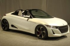 Honda S660 Concept: Nearly Ready For Production - Motor Trend