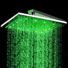The ultimate shower head