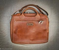 """Yaadhna"" Filly Executive Laptop Bag."