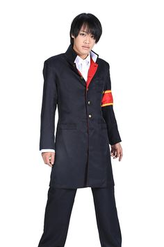 WS_COS Katekyo Hitman Reborn Cosplay Costume Hibari Kyoya Version Set XL *** Find out more about the great product at the image link. Reborn Katekyo Hitman, Hitman Reborn, Cosplay Costumes For Men, Nice Tops, Bring It On, Free Delivery, Kids, Fashion Brands, Image Link