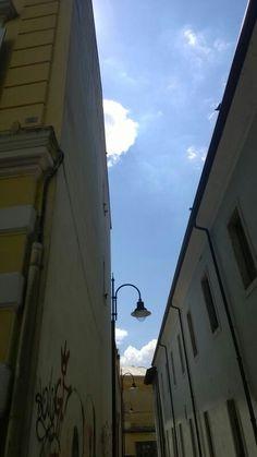 Blue sky / Gorizia