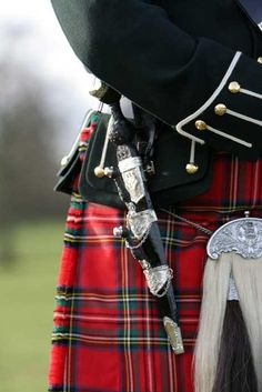 Scottish ancestry a big plus. :)